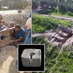 Sanitário de Baal confirma a Bíblia Hebraica