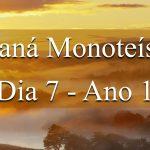 Conversa Inconveniente - Maná Monoteísta - Dia 7 - Ano 1