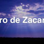 O Livro de Zacarias