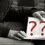 Pra que servem as Escrituras se ninguém as cumpre?